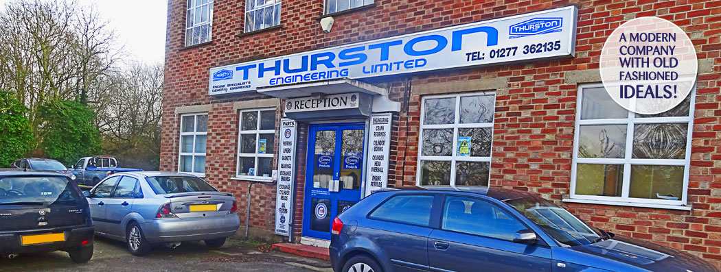 Engineering company in Essex - Thurston Engineering, Ongar